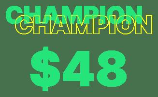 champion ticket