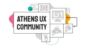 Athens UX Community Logo