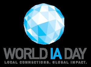 World IA Day Logo